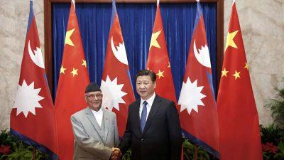 यस्तो छ नेपाल–चीन संयुक्त वक्तव्य