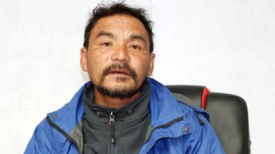 नार्फा भूमि गाउँमा छिटै सडक पुग्छ -अध्यक्ष मिङ्गमा छिरिङ्ग लामा