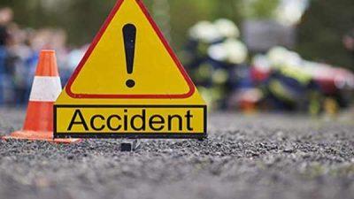 भक्तपुरमा  स्कूल बुस दुुर्घटना, ५८ विद्यार्थी घाइते