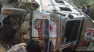 ट्रक दुर्घटनामा एकको मृत्यु, चार घाइते