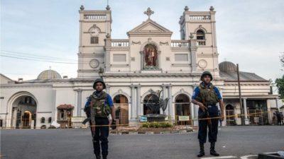 आतंकवादी समूह आइएसले लियो श्रीलंका विस्फोटको जिम्मा