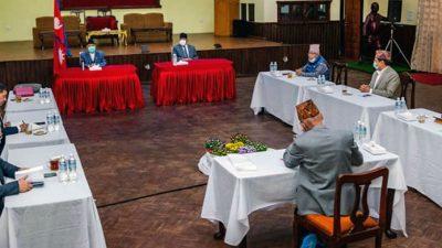 नेकपाद्धारा स्थायी कमिटी आव्हान, गौतमलाई प्रतिनिधि सभाको सदस्य बनाउने निर्णय