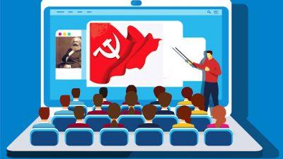 बन्दाबन्दीको उपयोग : 'माक्र्सवादी अनलाइन स्कूल'