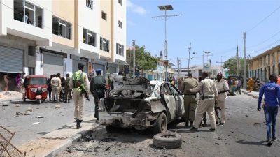 अफगानिस्तानमा कार बम आक्रमणमा १७ जनाको मृत्यु, ३० घाइते