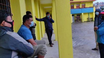 स्थानीय प्रशासनको काम चुस्त नदेखिएको भन्दै फुटुंगका युवाहरुको ११ बुँदे ध्यानाकर्षण