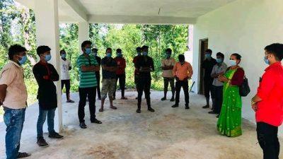 नवगठित डडेल्धुरा परशुराम युबा संगठनले आफ्नो कार्यक्षेत्र बिस्तार