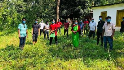 परशुराम नगरपालिका युबाहरु सामाजीक बिकृती र बिसंगति बिरुद्ध खुलेर लाग्ने