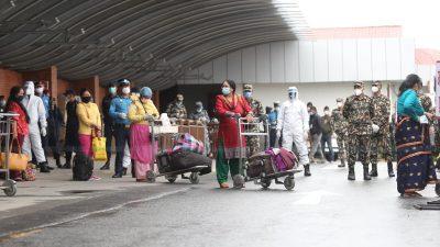 सरकारको अर्को सराहनिय काम : हालसम्म ७६ हजार ९६७ नेपाली…