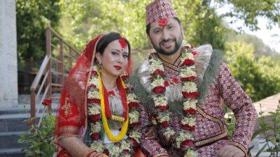 रवि लामिछाने र उनकी पत्नी निकिता पौडेलमा कोरोना