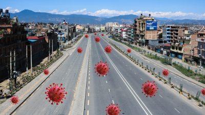 काठमाडौमा विगत जस्तो रहेन दशैँको रौनक