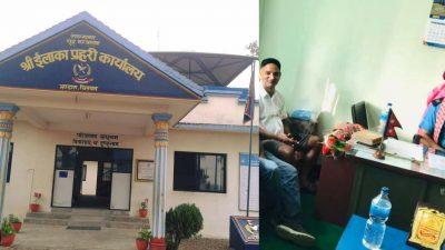 भण्डारामा प्रहरी प्रमुख गिरीको एक्सन: नक्कली नोट कारोबारीमा संलग्न थप एक जना पक्राउ
