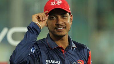 नेपाली राष्ट्रिय टिमका क्रिकेट खेलाडी सन्दीप लामिछानेलाई कोरोना संक्रमण