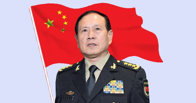 चीनका  रक्षामन्त्री आइतबार  नेपाल  आउँदै