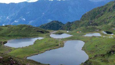 पर्यटन प्रवद्र्धनमा पाँचपोखरीको फड्को