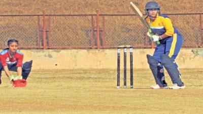 प्रधानमन्त्री कप क्रिकेट : सुदूरपश्चिम र प्रदेश १ ब्याटिङमा