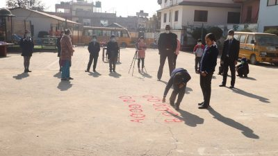 हिम रश्मी हाई स्कूलद्धारा लोपउन्मुख गौचली खेल परियोजनाकै रुपमा शुरुवात