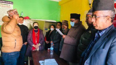 नेकपा तारकेश्वर नगरकमिटिको संयोजकमा बासु गौतम