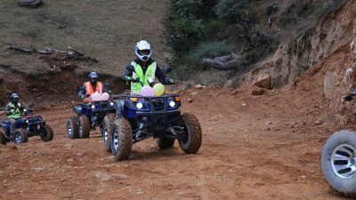 Adventure tourism and Quad bike in Nepal