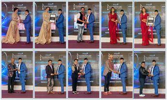 नेपाली फेशन क्षेत्रको उत्सव 'फेशन फेयर अवार्ड— २०२०' भव्यरुपमा सम्पन्न
