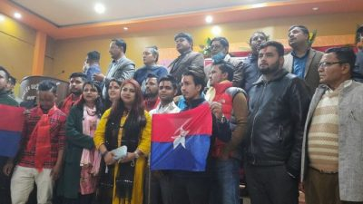 युवा संघ नेपाल नुवाकोट-काठमाडौ अन्तर जिल्ला सम्पर्क कमिटी संयोजकमा अमित…