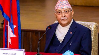 प्रधानमन्त्रीद्वारा नेपाली राष्ट्रिय क्रिकेट टोलीलाई बधाई
