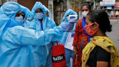 भारतीयमा पछिल्लो २४ घण्टामा १ लाख ५२ हजार ८७९ जना कोरोना संक्रमण पुष्टि