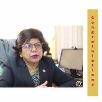 ७० बर्षको चेम्बर ईतिहासमा उर्मिला श्रेष्ठ पहिलो महिला उपाध्यक्ष
