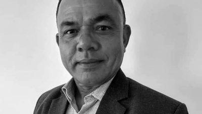 कोरोनाबाट वैदेशिक रोजगार व्यवसायी संघका अध्यक्ष गैरेको मृत्यु