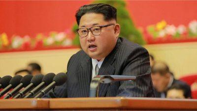 उत्तर कोरियामा खाद्य सङ्कट बढेकोमा नेता किमको चिन्ता