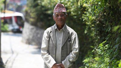 प्रज्ञा प्रतिष्ठानका पूर्व कुलपति वैरागी काइँलाको स्वास्थ्यमा सुधार