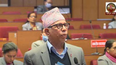 नेकपा (एकीकृत समाजवादी) को महासचिव बेदुराम भुसाल