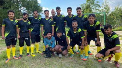 झोर फुटवल : साविक वडा नं ३ र १ फाइनलमा